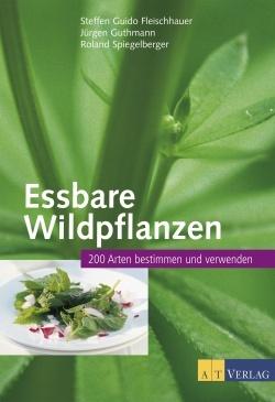 Buchcover Essbare Wildpflanzen