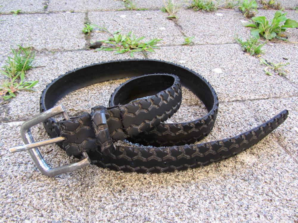 Gürtel aus Fahrradreifen