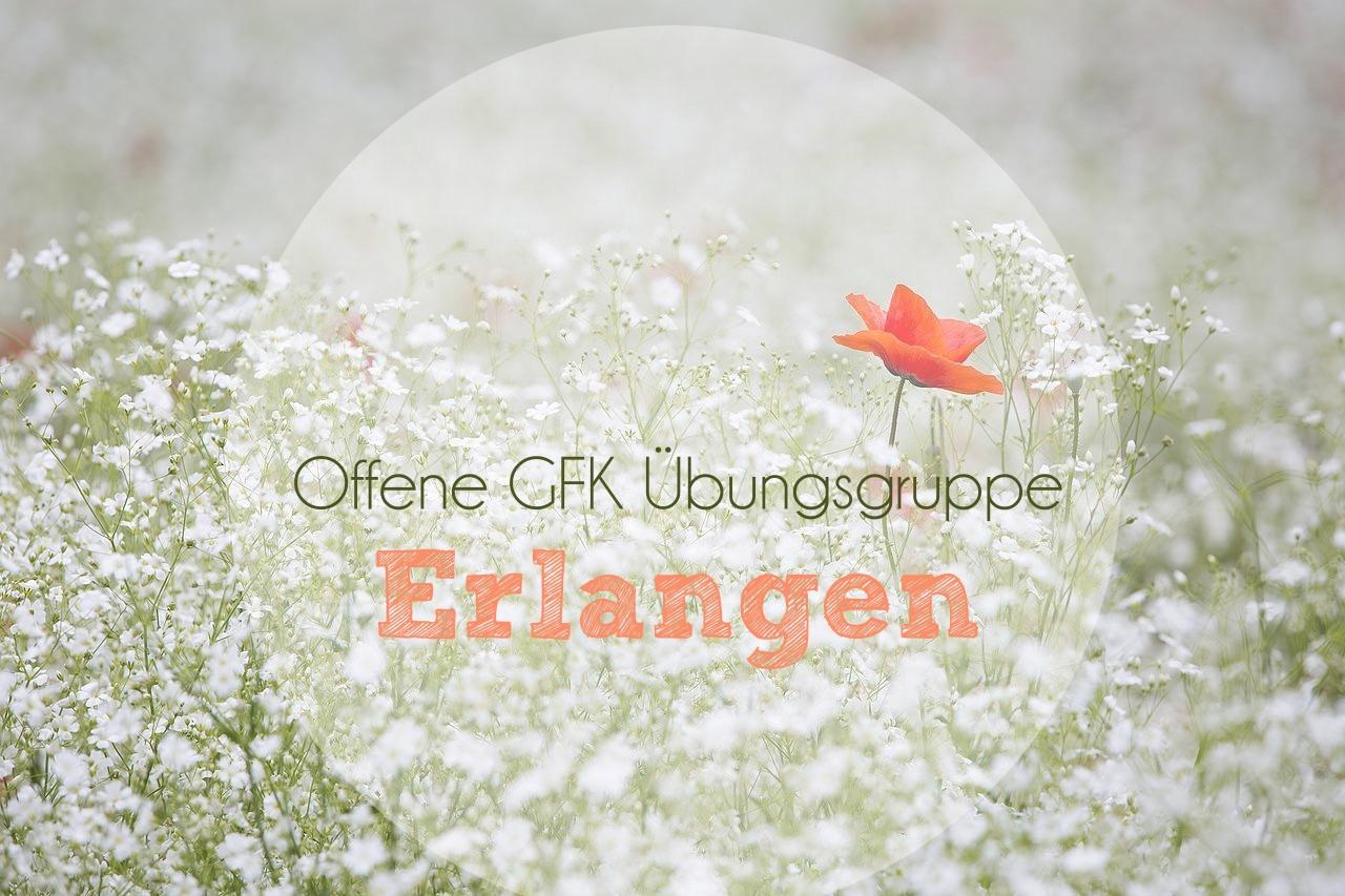 Gewaltfreie Kommunikation in Erlangen Übungsgruppe